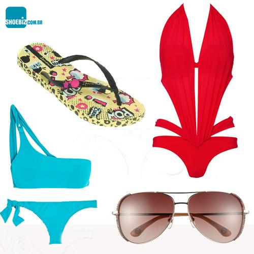 Moda Praia: Tendência de Verão 2014